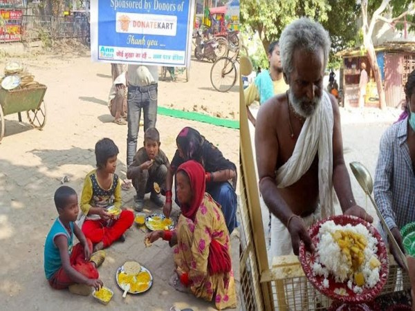 Donatekart provides food to undernourished people during COVID-19 pandemic