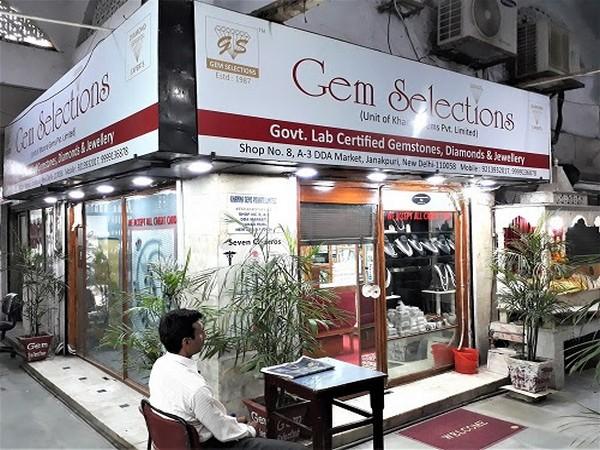 Gem Selections Store in Delhi