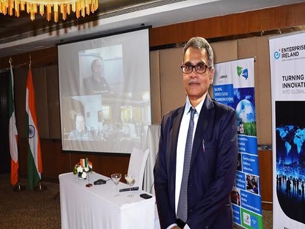 Manoj Shah, Managing Director, LAMHAS Satellite Services Ltd.