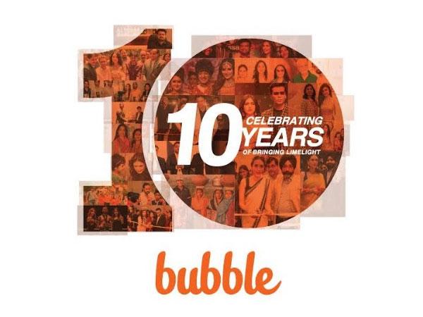 10 Years - Bubble Communication