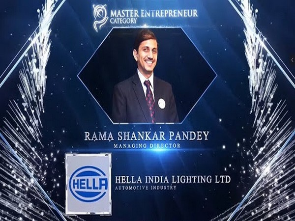 Rama Shankar Pandey, Managing Director, Hella India Lighting Ltd.