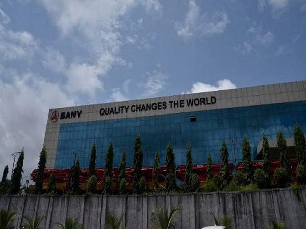 Sany India - Pune Plant