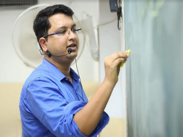 Nitin Vijay, Director, Motion Education