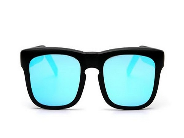 Black Square SkyFly Unisex Sunglasses