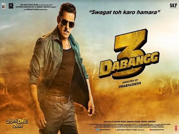 Poster of Dabangg 3