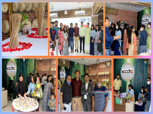 2nd Woodka Studio Launched at Surat