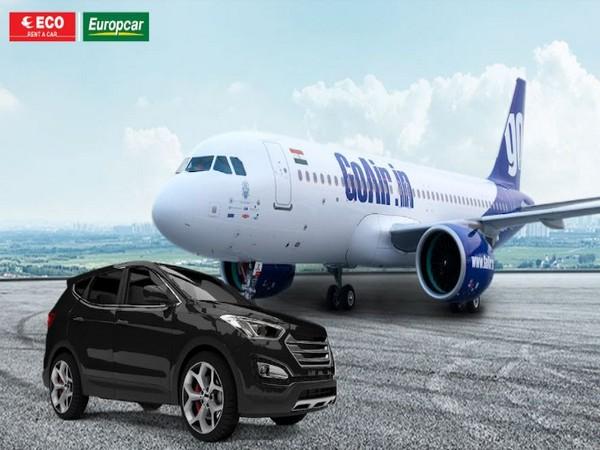 GoAir launches car rental