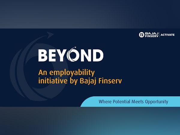 Bajaj Finserv - New brand identity 'BEYOND'