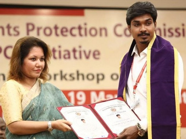 Dr Hemachandran Ravikumar receives Doctorate from Ambika K R Hota, Directory, WHRPC