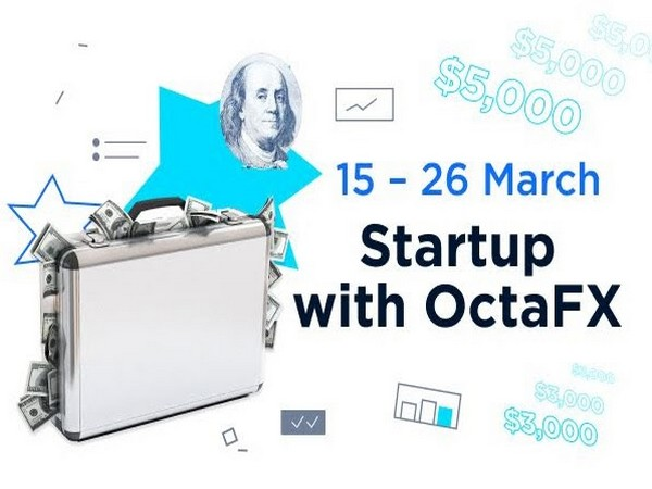 Startup with OctaFX