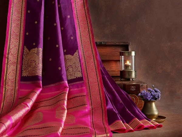 Heritage by Taneira - a limited edition collection of bridal & wedding sarees