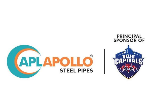 APL Apollo Official Principal Sponsor of Delhi Capitals
