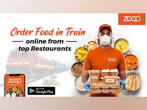 Order Food in Trains online from top restaurants with Zoop India