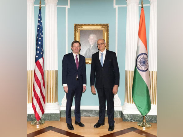 Foreign Secretary Vijay Gokhale meets United States Under Secretary of State for Political Affairs David Hale on Tuesday for Foreign Office Consultations