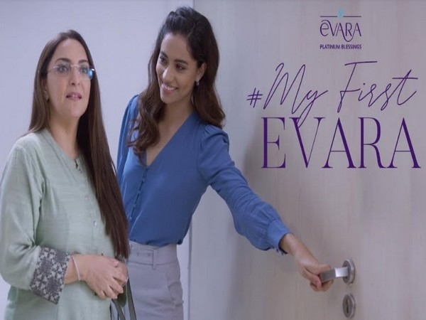 #MyFirstEvar - Platinum Evara's campaign marks the rare firsts of the bride of today