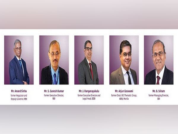 The Present Members of Cyril Amarchand Mangaldas' Regulatory Bench