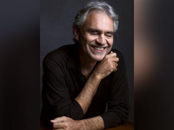 Andrea Bocelli - credit Mark Seliger, Decca Records