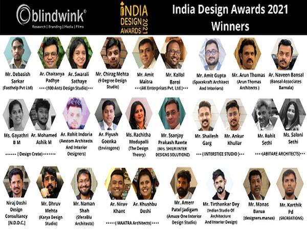 Blindwink - India Design Awards 2021 Winners