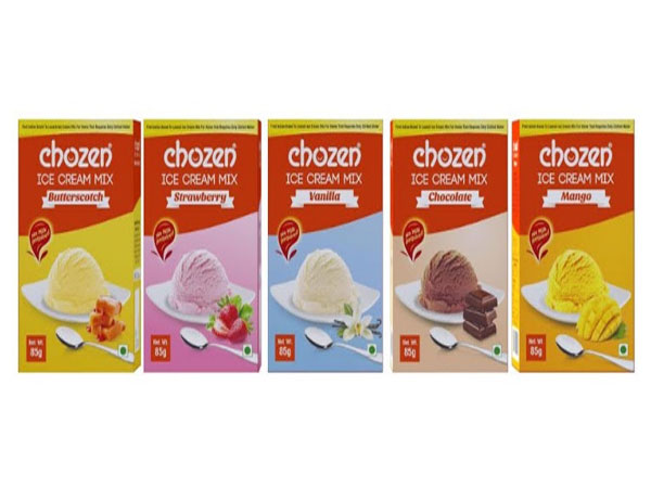 Chozen Foods to launch India's first cold water ice cream mix