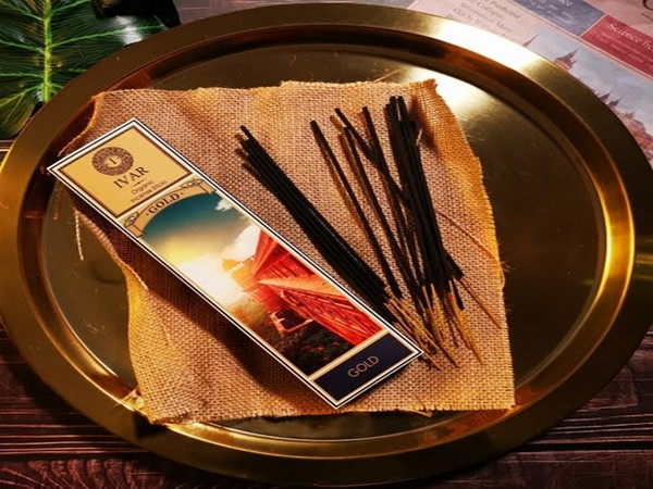 IVAR World - Organic incense sticks
