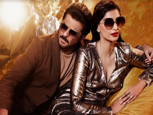 New campaign for Scott Eyewear with Sonam and Anil Kapoor