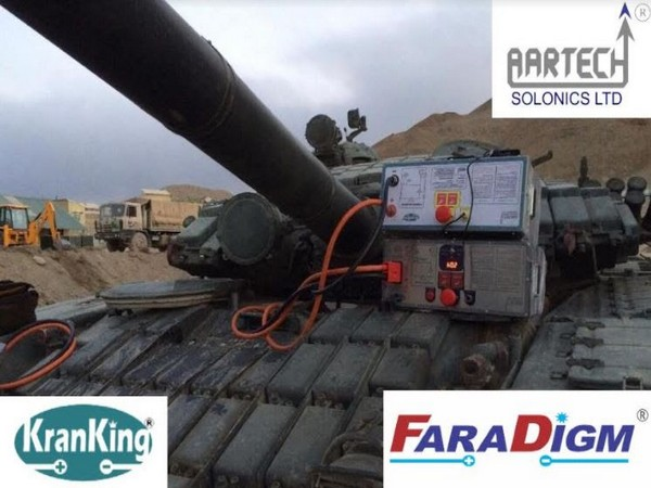 KranKing - Tank Jump Start