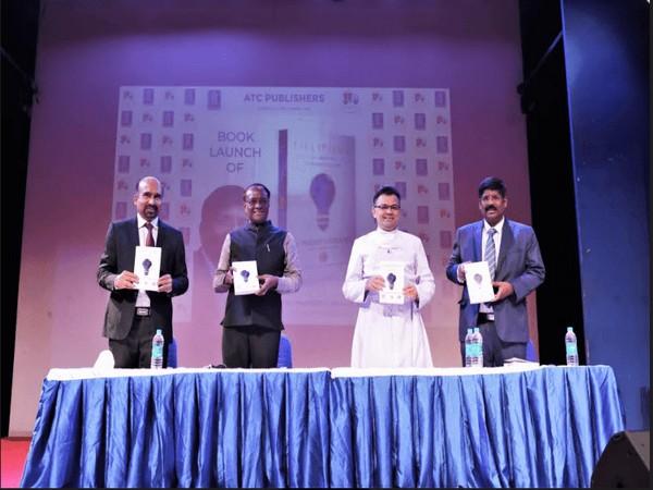 ATC Publishers launch 'Fillipisms - 3333 Maxims' by Dr Prateep V Philip, IPS alongside M Lakshminarayana IAS, Advisor to the Chief Minister of Karnataka, Dr Fr Victor Lobo