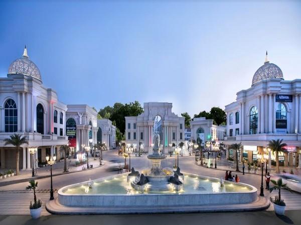 Omaxe World Street, Faridabad
