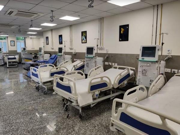 Rotary Club initiative Machine Dialysis Centre was inaugurated at the Grand Port Hospital located at L M Nadkarni Marg, Wadala East, Mumbai