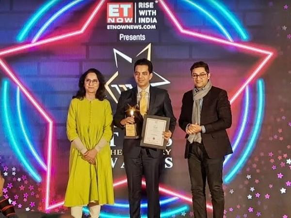 Bhumika Group - ET Now Award