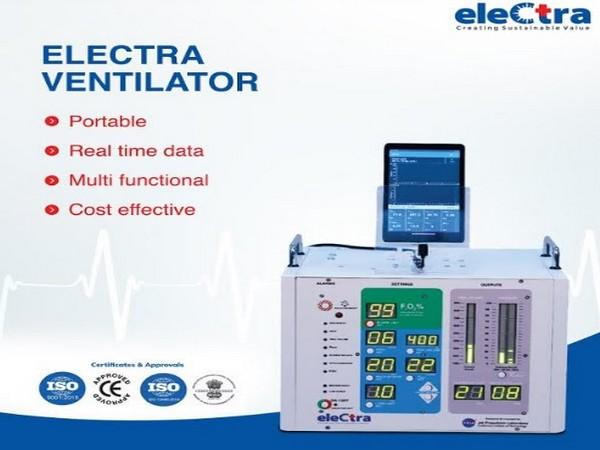 Electra Ventilator
