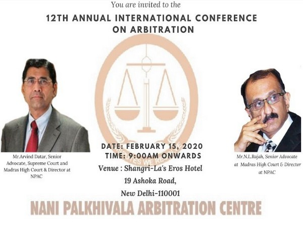 NPAC's 12th Annual International Conference on arbitration