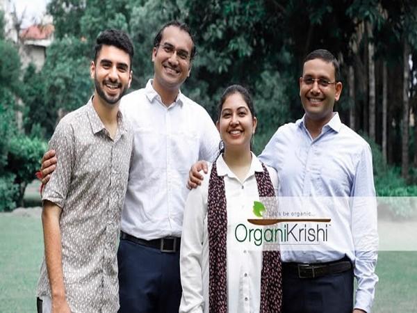 Left to Right: Ishaan Bhalla, Rajat Saini, Madhu Sharma Dixit and Mritunjaya Dixit