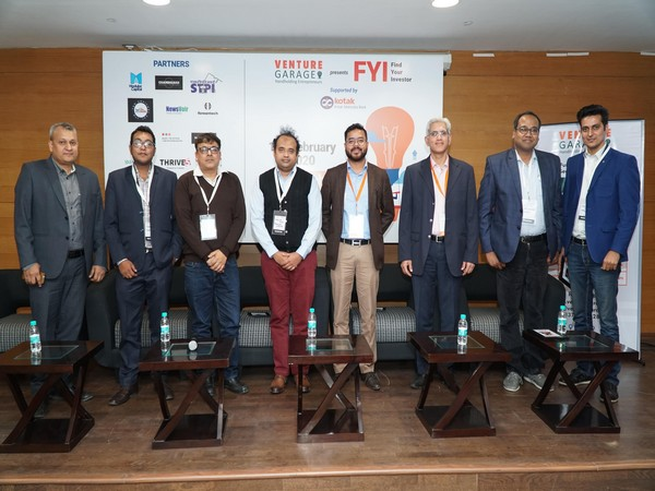 """Venture Garage conducts final leg of """"Find Your Investor"""" in Chandigarh supported by Kotak Mahindra Bank"""
