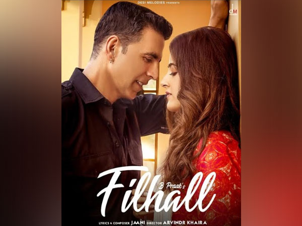 Filhall -  Desi Melodies collaborates with Likee