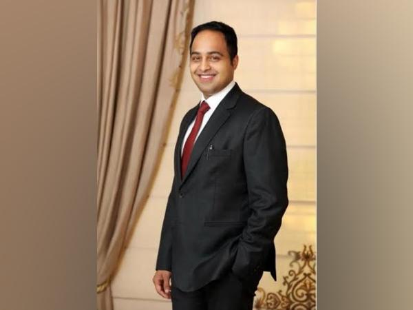 Ankit Agarwal, MD Alankit Ltd.