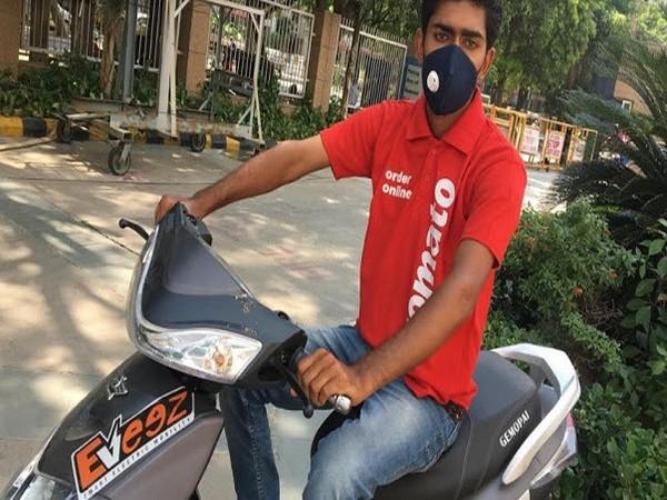EVeez smart e-bikes empowering eco-friendly delivery ecosystem