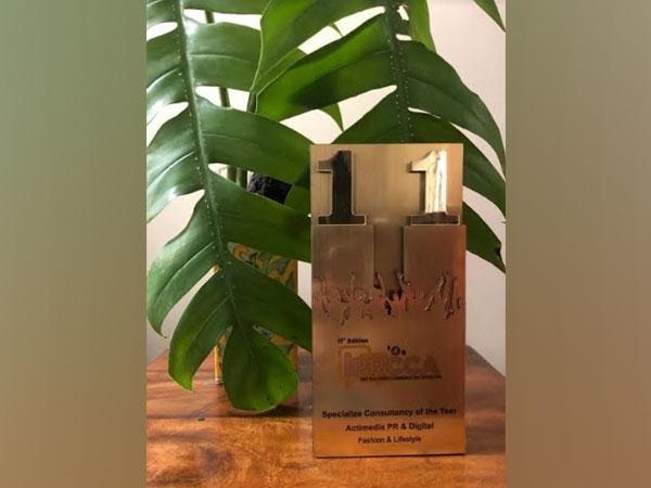 Actimedia PR - Fashion and Lifestyle Agency of the Year