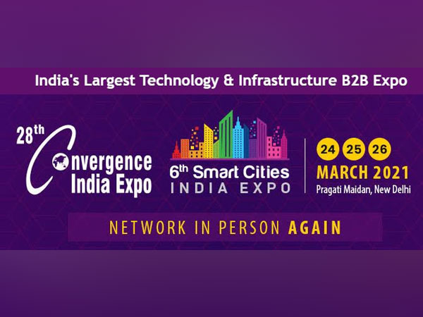 6th Smart Cities India & 28th Convergence India 2021 Expo