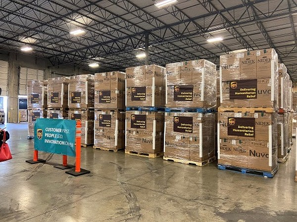 Oxygen Concentrators - The UPS Foundation
