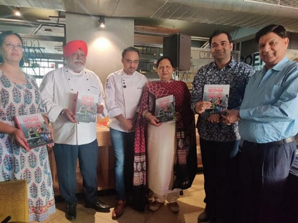 Launch of 'Cook with Mother Cook with Punjab' book