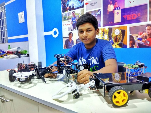 Robot Making