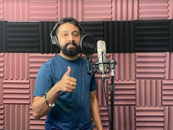 Singer Adarsh Iyengar