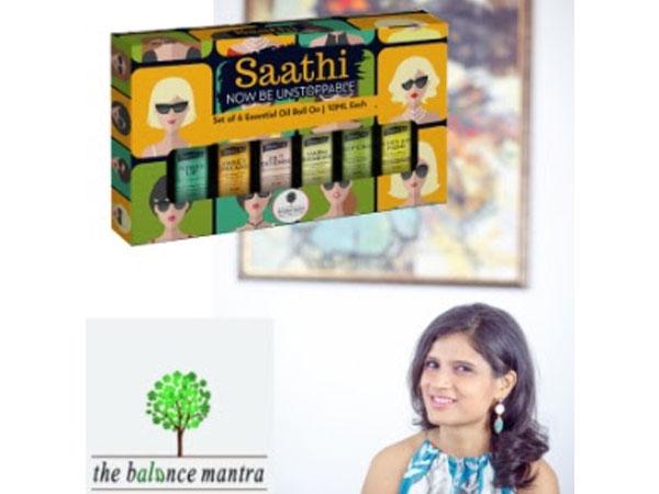 The Balance Mantra - Saathi