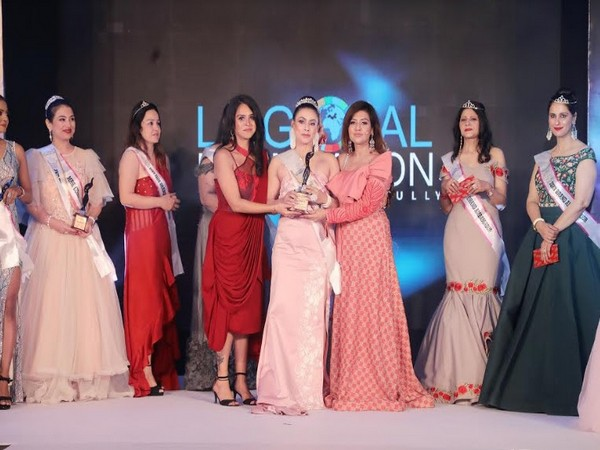 La Global Foundation felicitated achievers at Crown Pageant Global Awards 2021