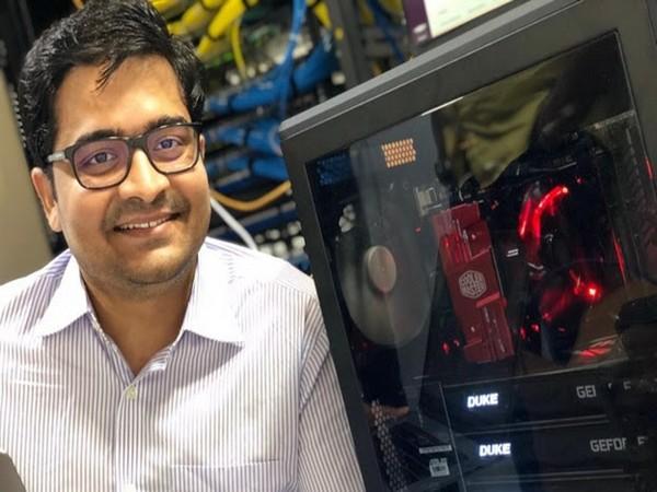 Dr Satya Gautam Vadlamudi, Founder and CEO, Elystar LLP