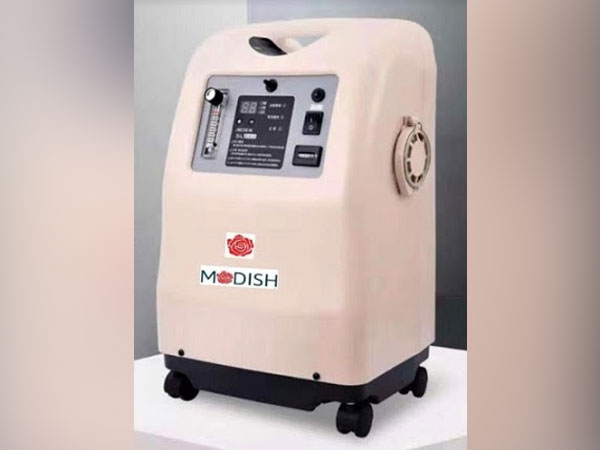 Oxygen concentrator by Modish Care