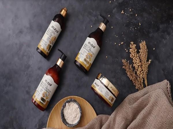 Atulya Veg Keratin range of products