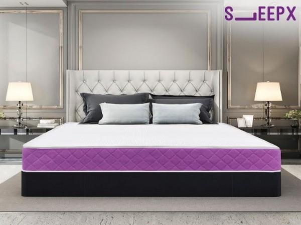 SleepX Mattress