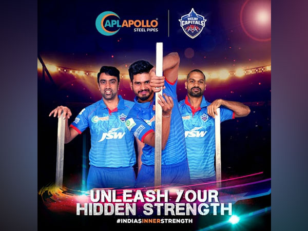 APL Apollo - Delhi Capitals association for IPL 2020